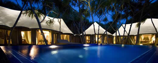 Banyan Tree Maldives Madivaru - Tented Pool Villas