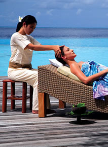 Coco Palm Bodu Hithi - Spa Treatment