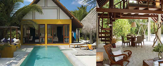 Four Seasons Resort Maldives at Landaa Giraavaru - Beach Villa with Pool