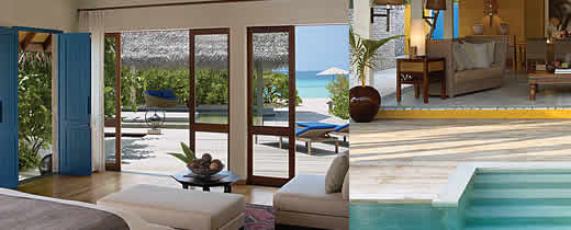 Four Seasons Resort Maldives at Landaa Giraavaru - Royal Beach Villa