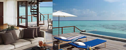 Four Seasons Resort Maldives at Landaa Giraavaru - Two Bed Room Water Villa
