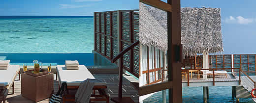Four Seasons Resort Maldives at Landaa Giraavaru - Water Villa with Pool