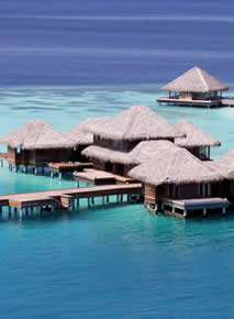 Huvafenfushi Maldives - Under Water Spa