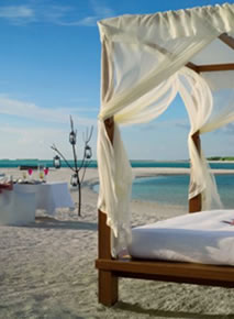 Kanuhura Maldives - Beach