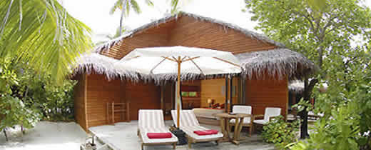 Mirihi Island Resort - Beach Villa