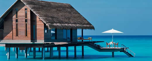 One and Only Reethi Rah - Water Villa